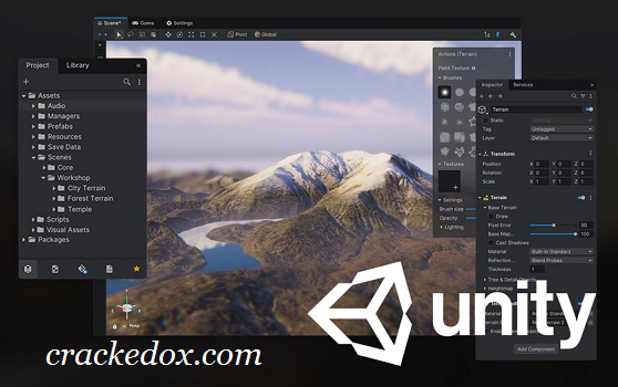 Unity With Manual Activation Crack File Download